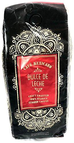 Amazon.com : Cafe Mexicano Ground Coffee (Dulce De Leche) : Grocery & Gourmet Food