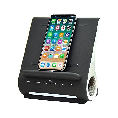 Azpen Dockall D200 - Lighting Charging Sound Hub for Apple iPhone by Azpen