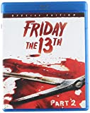 FRIDAY THE 13TH PART 2 / VIERNES 13 PARTE II / BLU RAY
