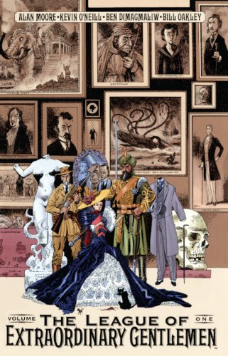 The League Of Extraordinary Gentlemen (Turtleback School & Library Binding Edition)