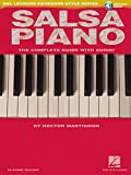salsa piano the complete guide with online audio hal leonard keyboard style series by hector martignon 2007 05 01