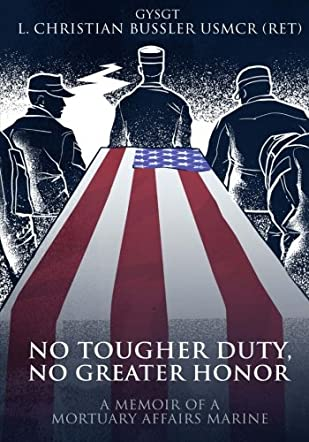 No Tougher Duty, No Greater Honor