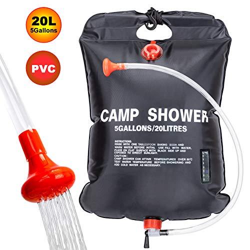 FeChiX Portable Shower Bag