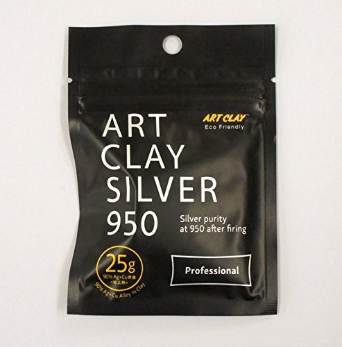 Art Clay 950 - 25 grams by Art Clay