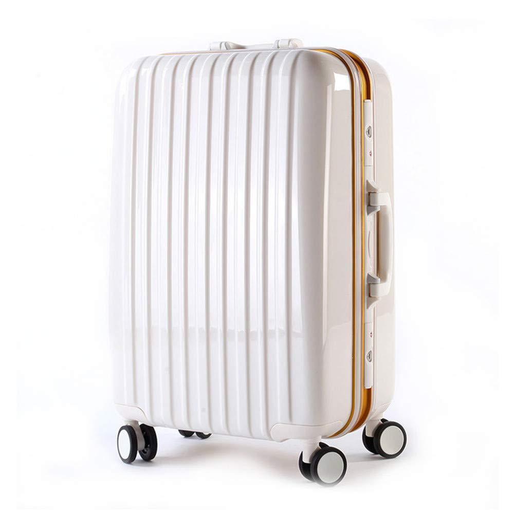 YHDD アルミフレームABSスーツケース、PCスーツケース、搭乗ボックス、出張、観光、ビジネス   B07M6HGRNM