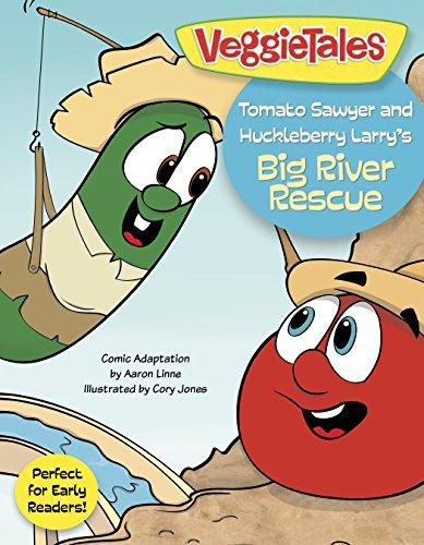 veggie tales big river rescue - 8