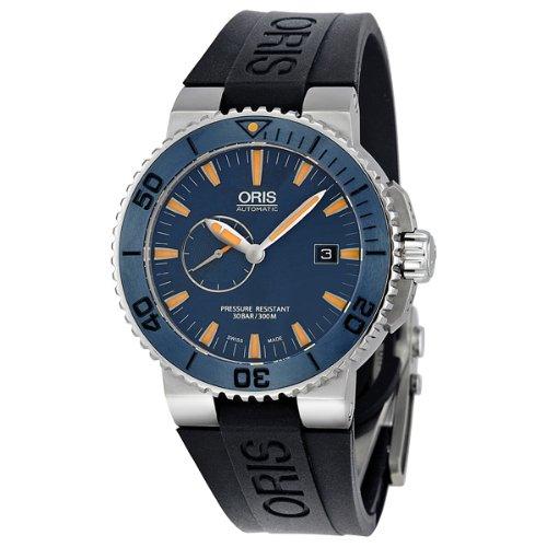 Oris Maldives Limited Edition - Reloj (Reloj de pulsera, Masculino, Cerámico, Titanio