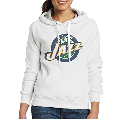 Juniors Cute Hoodies 80's Juniors Women's Utah Jazz Small - Stockton Malls