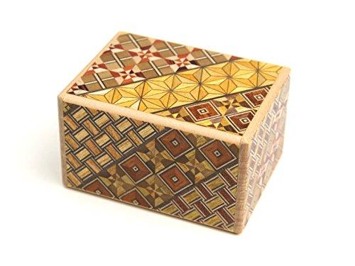 Japanese Puzzle Box 12steps 2.5sun -