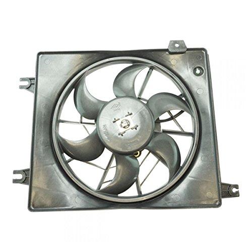 Hyundai Elantra A/c Condenser - AC A/C Air Conditioning Condenser Cooling Fan for Hyundai Elantra Tiburon