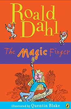 The magic finger 0060213817 Book Cover