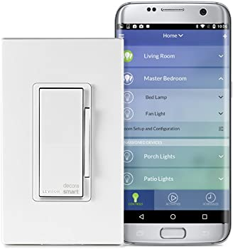 Leviton Smart Wi-Fi LED Dimmer