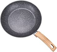 Alluflon Etnea Wood Edition Frying Pan 20 cm Aluminium Black