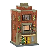 Department 56 Elf the Movie Village Buddy's Apartment Lit House