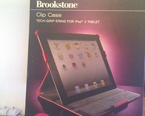 brookstone ipad clip case - 3