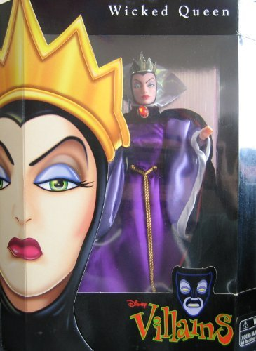 Disney Snow White Wicked Queen Doll -