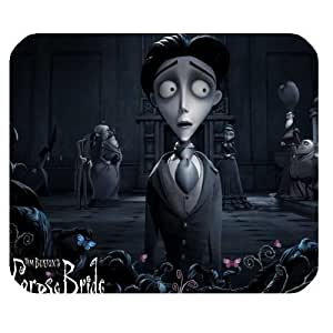 Custom Corpse Bride Mouse Pad Gaming Rectangle Mousepad CM-239