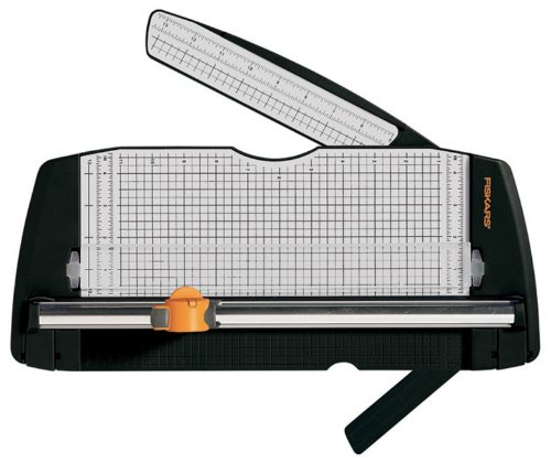 (Fiskars 12-96507797 12-Inch Ultimate Rotary Trimmer)