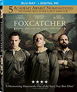 Cover Image for 'Foxcatcher'