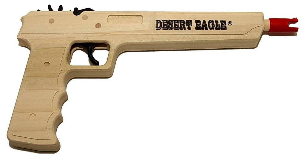 Magnum Enterprises Desert Eagle Pistol