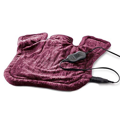 Sunbeam Renue XL Tension Relief Heat Therapy Wrap, Moist/...