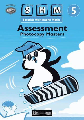 Download Scottish Heinemann Maths 5: Assessment Pcms pdf