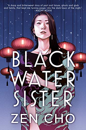Book Cover: Black Water Sister