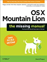 OS X Mountain Lion: The Missing Manual Front Cover