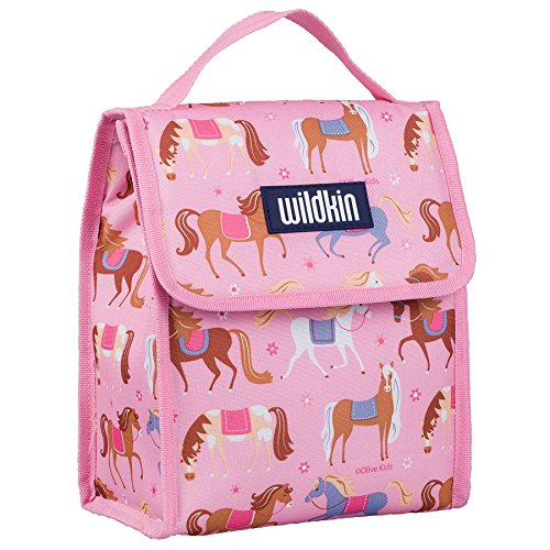 Lunch Bag, Olive Kids by Wildkin Lunch Bag, Insulated, Moist