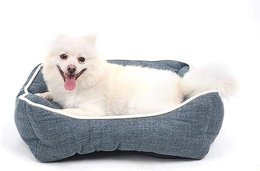 YSNUK Cama para Mascotas Extraíble Y Lavable Estera para Perros ...
