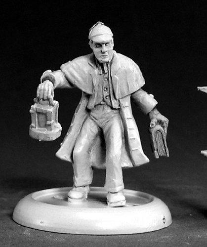 Reaper Miniatures 50059 Sherlock Holmes by Reaper