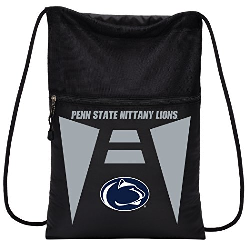 Officially Licensed NCAA Penn State Nittany Lions Team Tech Backpack Backsack, One Size