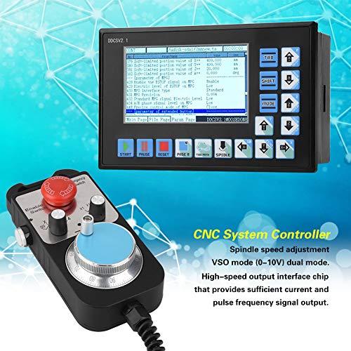 3 Achsen DDCSV2.1 USB CNC Offline Systemsteuerung Motorsteuerung mit CNC-Handrad