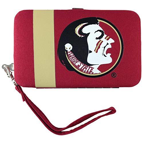 Littlearth NCAA Florida State Seminoles Shell Wristlet