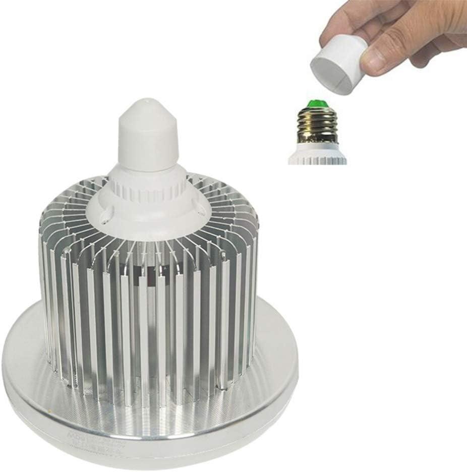 Uonlytech 110V Softbox Lighting Bulb Photography Box Light LED Light Bulb for Photo Studio Diffuser Video Light Bulb