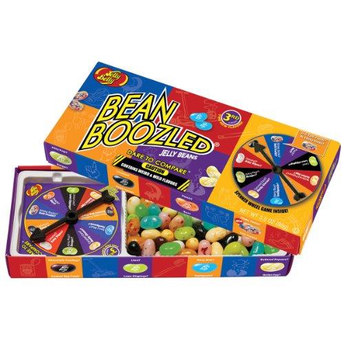 Jelly Belly BeanBoozled Spinner Jelly Bean Gift Box, 3.5 oz. box