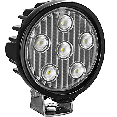 Vision X Lighting VWR050940 VL- Series Work Light (Round/Nine 5-WATT LEDS/40 Degree Flood Pattern/Deutsch Connector): Automotive
