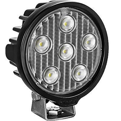 Vision X Lighting VWR050940 VL- Series Work Light (Round/Nine 5-WATT LEDS/40 Degree Flood Pattern/Deutsch Connector): Automotive [5Bkhe0901919]