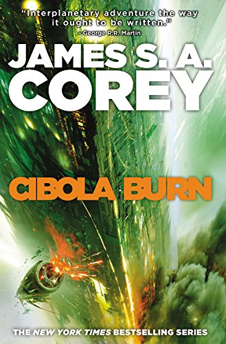 Cibola Burn (The Expanse) [James S. A. Corey] (Tapa Dura)