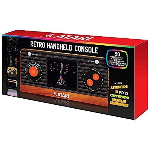 """Atari """"Retro"""" Handheld Console (Electronic Games) [Importación inglesa] a buen precio"""