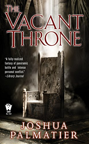 The Vacant Throne (Throne of Amenkor)