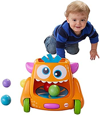 Fisher-Price Zoom 'n Crawl Monster Toy by Fisher-Price