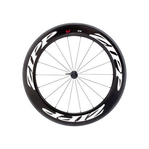 Zipp Front 808 Wheel (Zipp 808 Firecrest Tubular Front 18 Spokes White Decal)