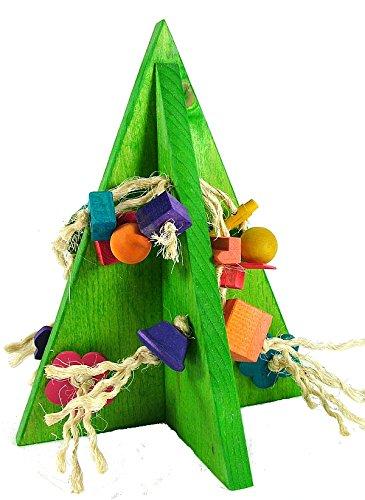 Crazy Christmas Tree Rabbit Toy by Happy Rabbit Toys