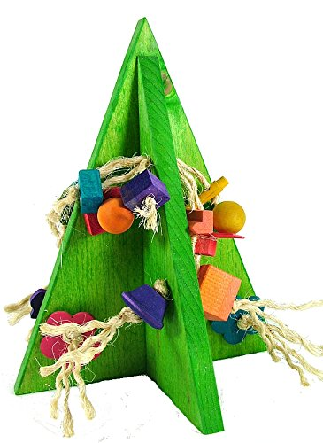 Crazy Christmas Tree Rabbit Toy by Happy Rabbit Toys (Image #2)