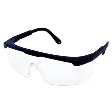 ca75602a5623 Sleek Sunglasses - Anti Wind - Clear View - Safety Glasses Goggles:  Amazon.in: Clothing & Accessories