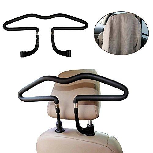 Autokleiderb/ügel hochwertige Ausf/ührung Chrom Kleiderb/ügel Auto Kleiderb/ügel London