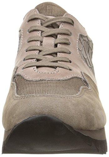 Gabor Gabor Basic - zapatos de tacón cerrados de cuero mujer gris - Grau (fumo/cenere/fango 33)
