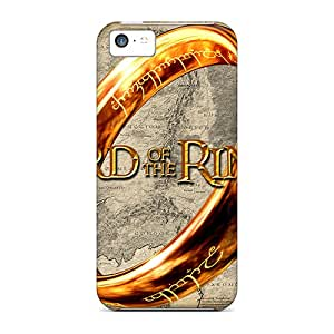 High Grade Micheyle786 Flexible Tpu Cases For Iphone 5c - Lord Of The Rings