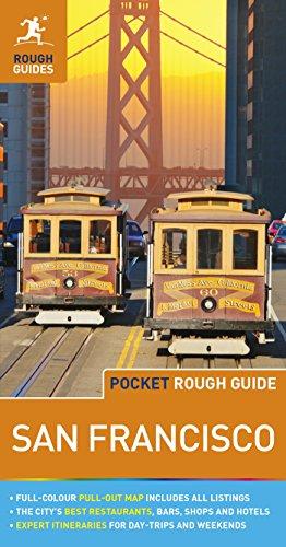 Pocket Rough Guide San Francisco (Rough Guide Pocket Guides) (Must See Places In San Francisco Ca)